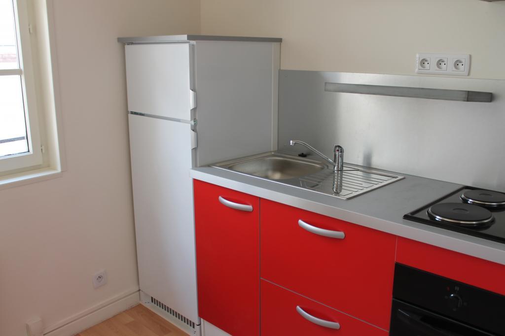 Location appartement entre particulier Châlons-en-Champagne, studio de 27m²