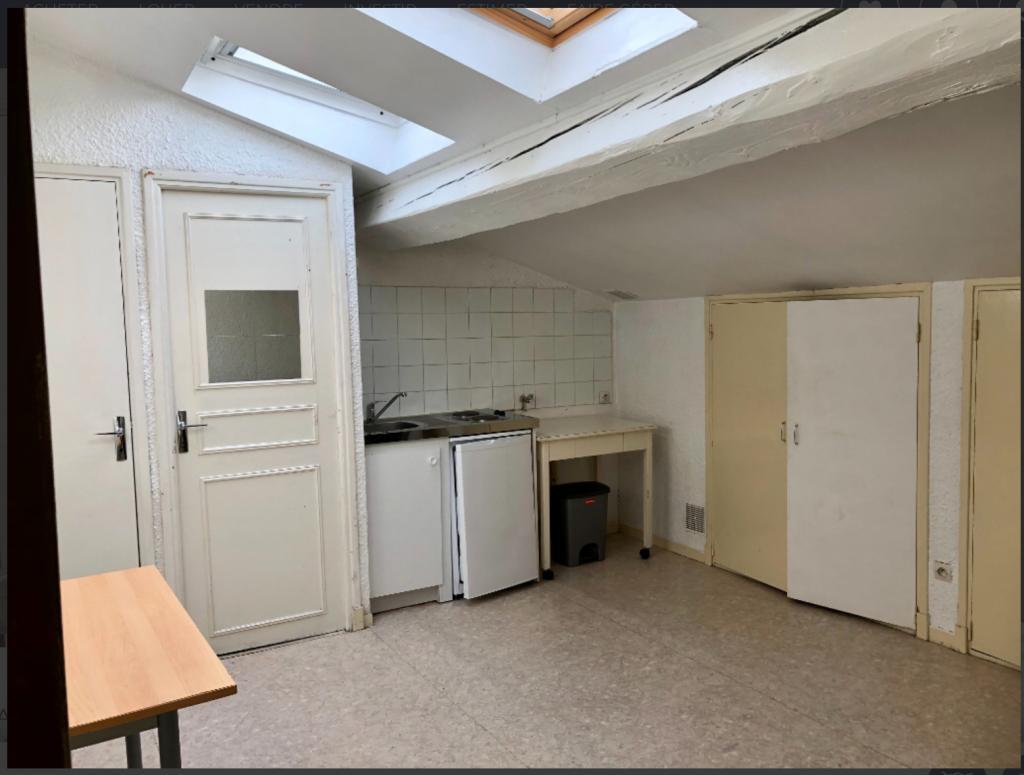 Studio de 18m2 à louer sur Carcassonne