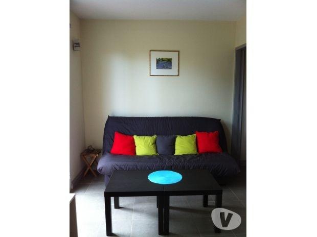 location d 39 appartement t2 meubl de particulier particulier anglet 600 31 m. Black Bedroom Furniture Sets. Home Design Ideas