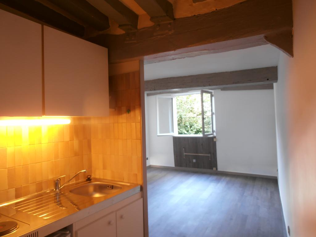 Location appartement T1 Rouen - Photo 1