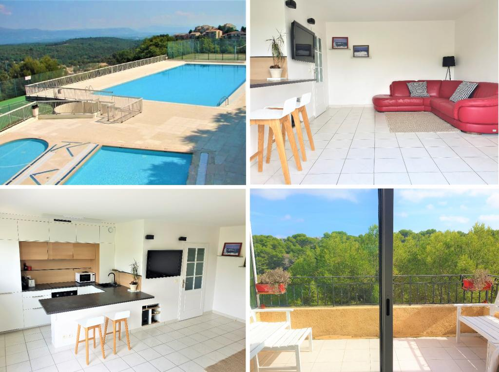 Location de particulier à particulier, appartement, de 50m² à Mougins