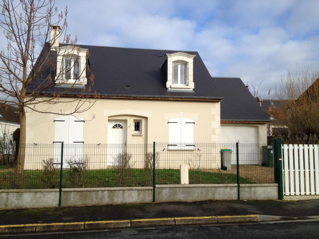 Particulier location, maison, de 110m² à Saint-Avertin