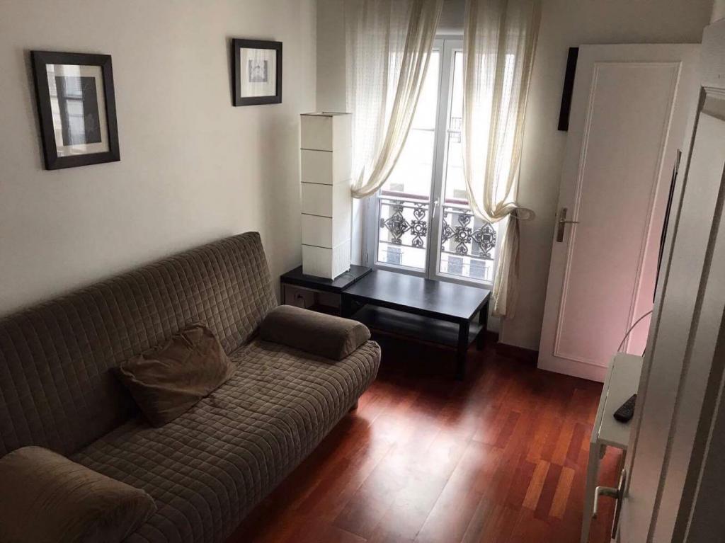 Appartement particulier à Paris 09, %type de 15m²