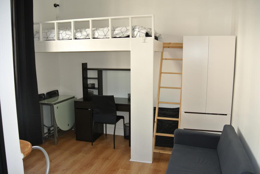 Location studio La Garenne Colombes - Photo 1