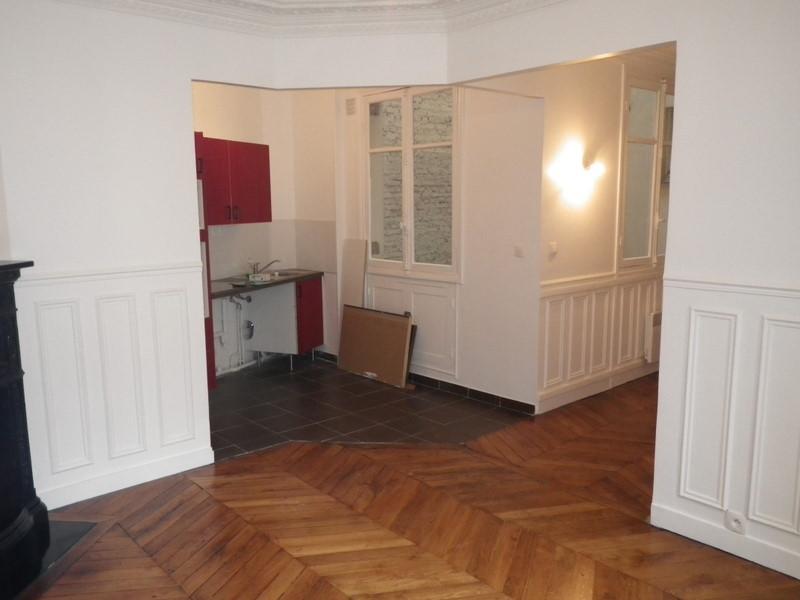 Location d 39 appartement t3 sans frais d 39 agence paris for Combien coute une cuisine amenagee