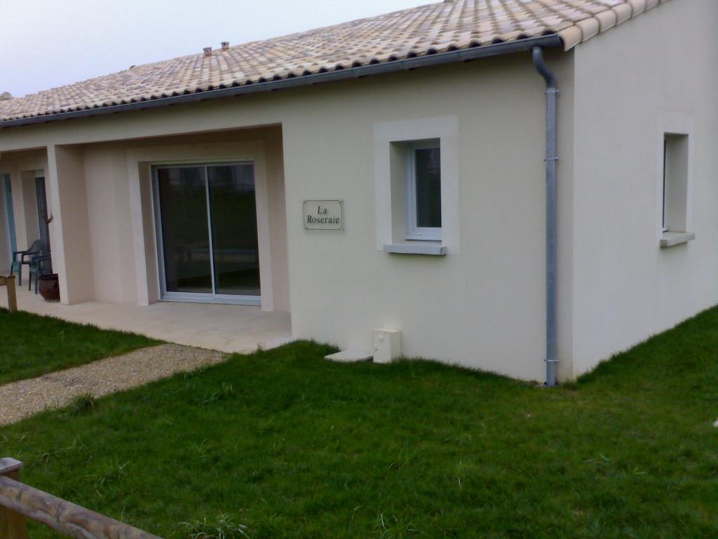 Location particulier à particulier, maison, de 48m² à Varaize