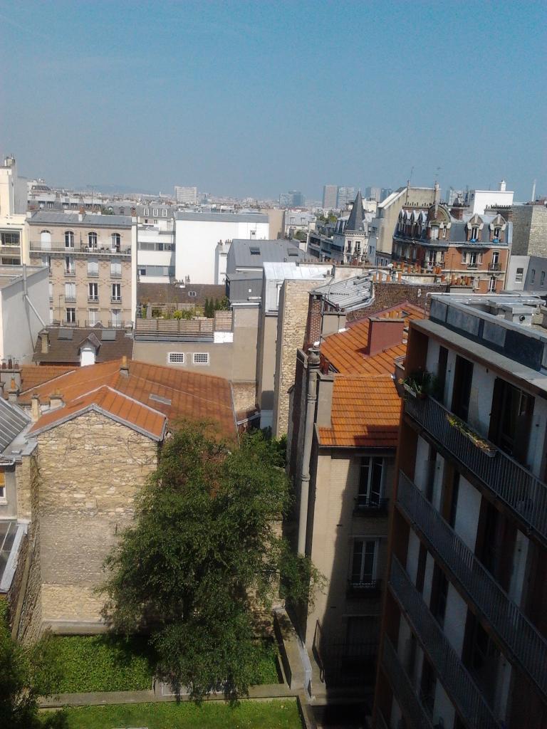 Studio de 22m2 à louer sur Paris 15