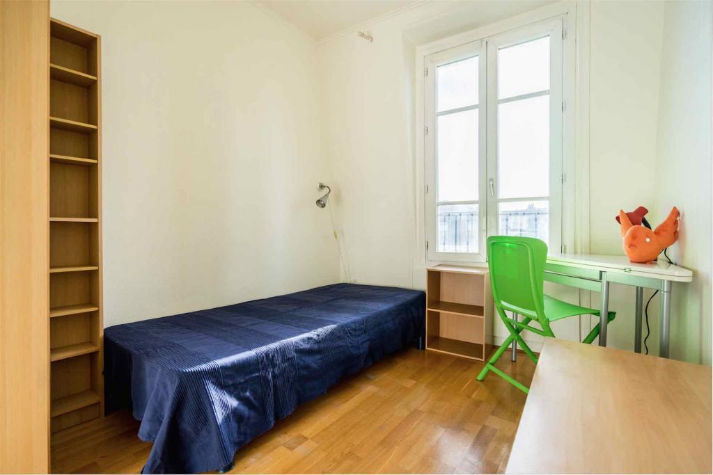 Chambre de 11m2 à louer sur Paris 17