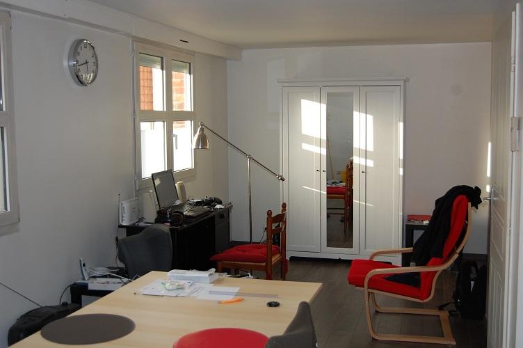 Location particulier Marcq-en-Baroeul, studio, de 30m²