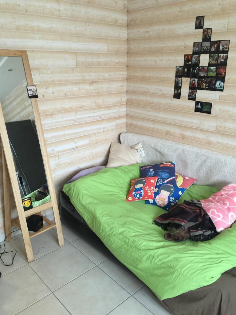 Location appartement par particulier, studio, de 23m² à Villeneuve-d'Ascq