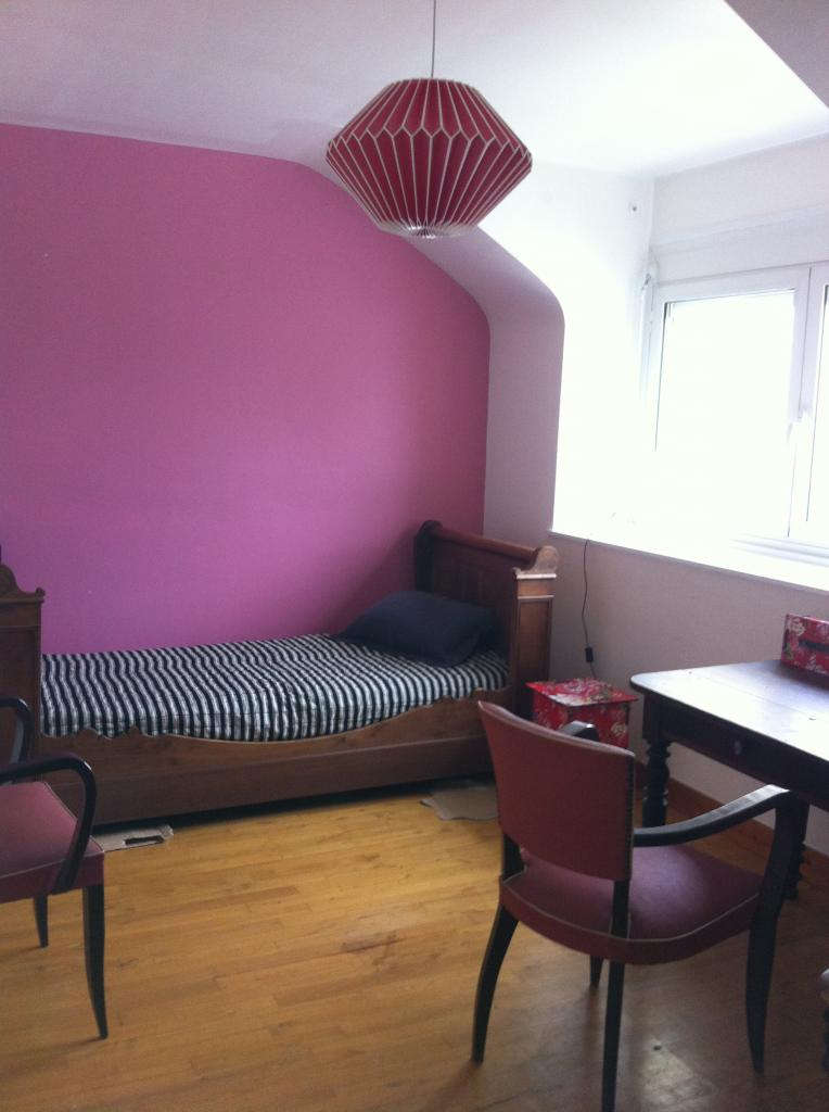 Particulier location, chambre, de 14m² à Vannes