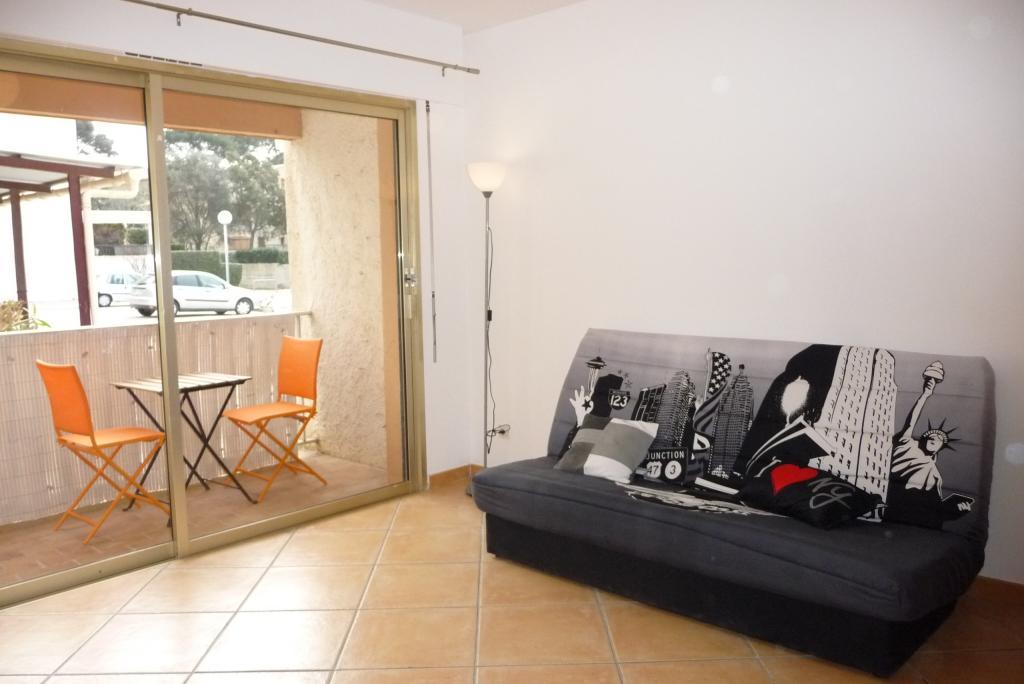 Location appartement entre particulier Six-Fours-les-Plages, de 26m² pour ce studio
