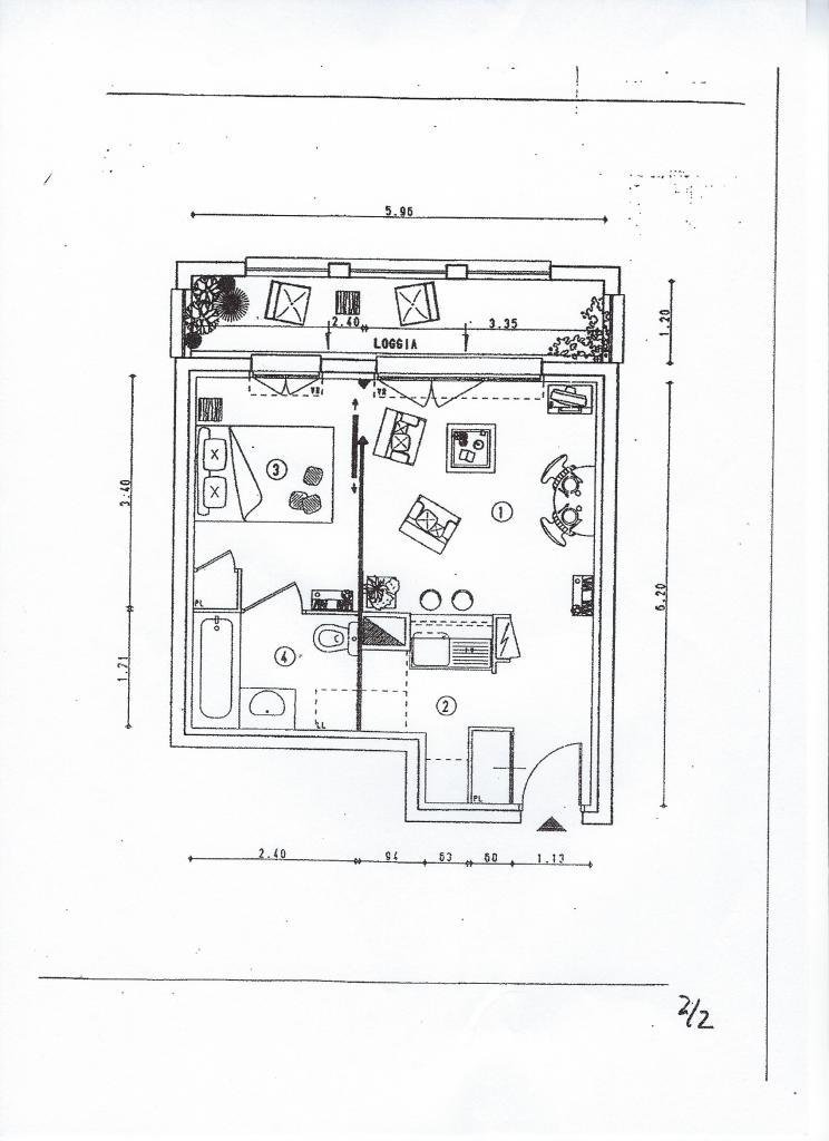 De particulier à particulier Courbevoie, appartement appartement de 32m²