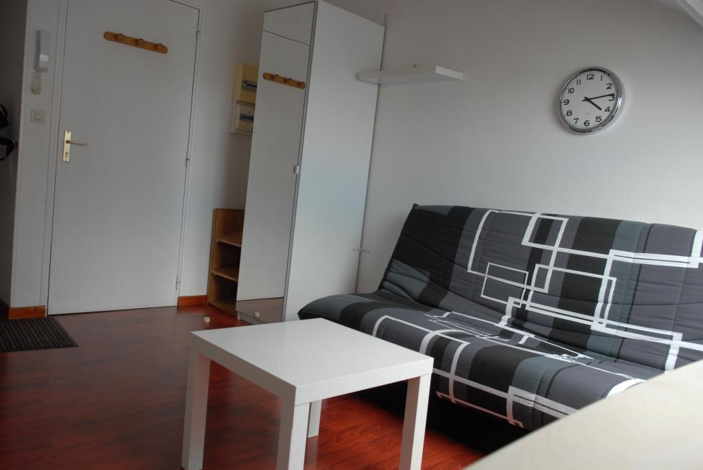 Location appartement entre particulier Reims, de 21m² pour ce studio