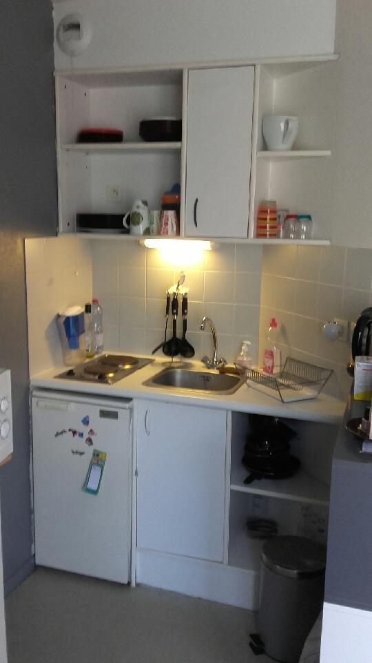 studio de 23m2 louer sur poitiers location appartement. Black Bedroom Furniture Sets. Home Design Ideas