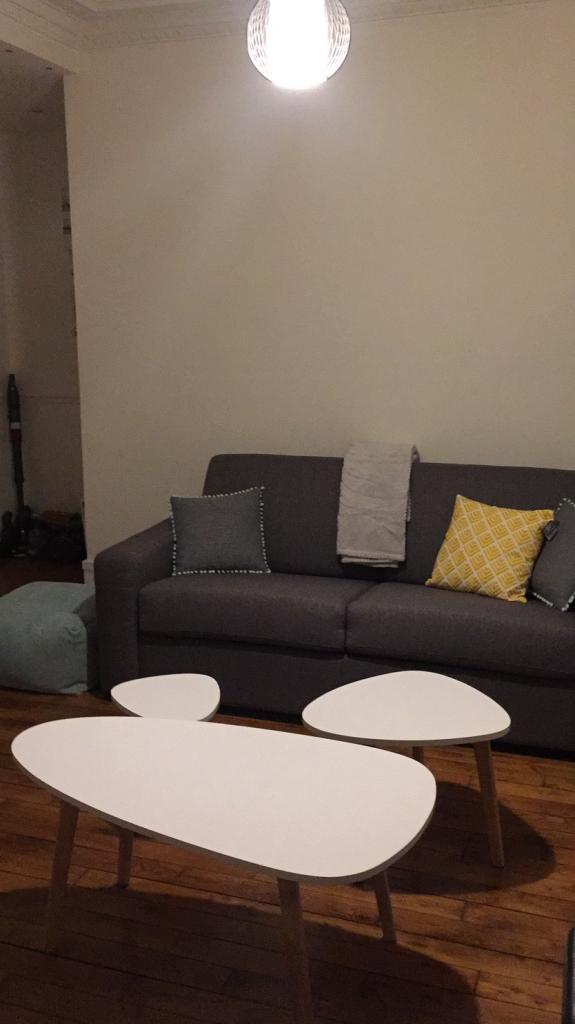 De particulier à particulier, appartement à Levallois-Perret, 40m²