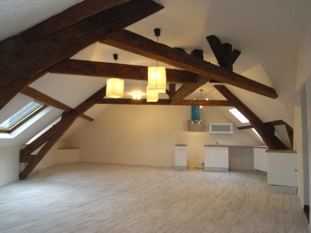 Location appartement T4 Montlucon - Photo 1