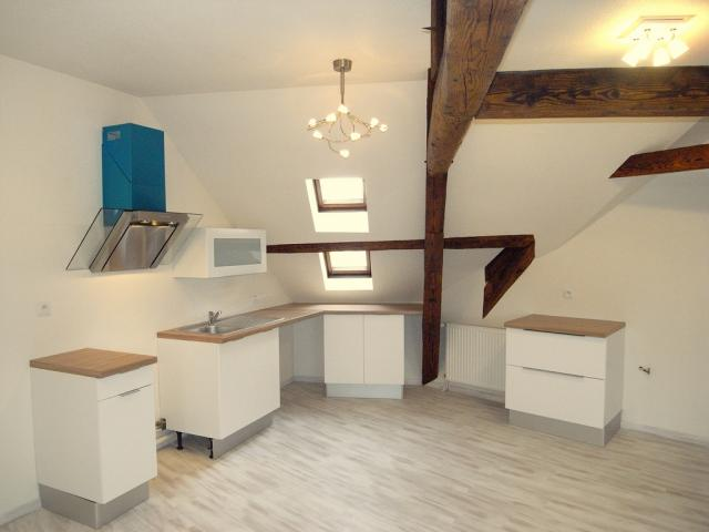 Location appartement T4 Montlucon - Photo 2