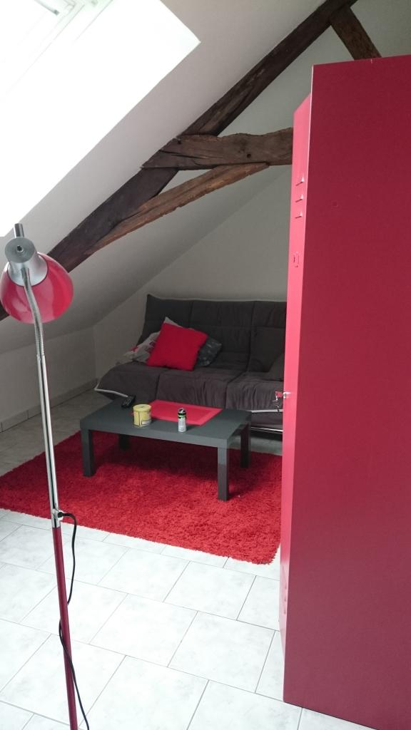 Location immobilière par particulier, Plessis-Macé, type studio, 20m²