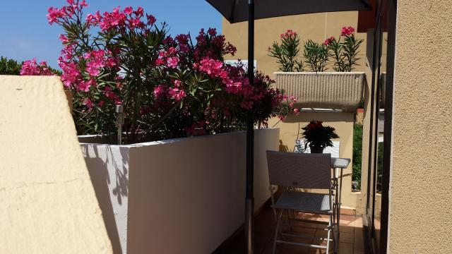 Location appartement T1 Cassis - Photo 1