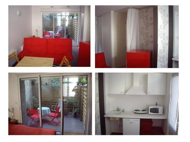 location de studio meubl sans frais d 39 agence agen 360 22 m. Black Bedroom Furniture Sets. Home Design Ideas