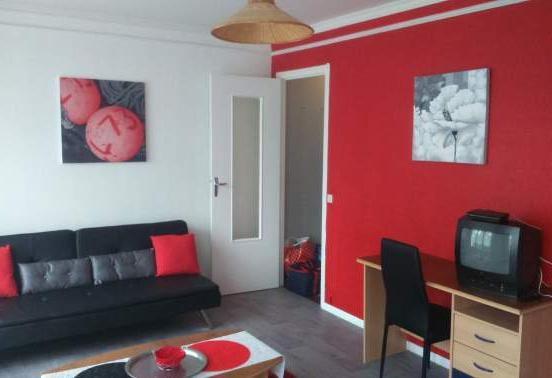 location d 39 appartement t1 meubl entre particuliers vannes 450 30 m. Black Bedroom Furniture Sets. Home Design Ideas