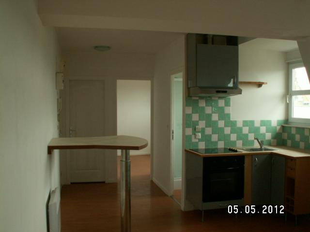 Location appartement T2 Bethune - Photo 2
