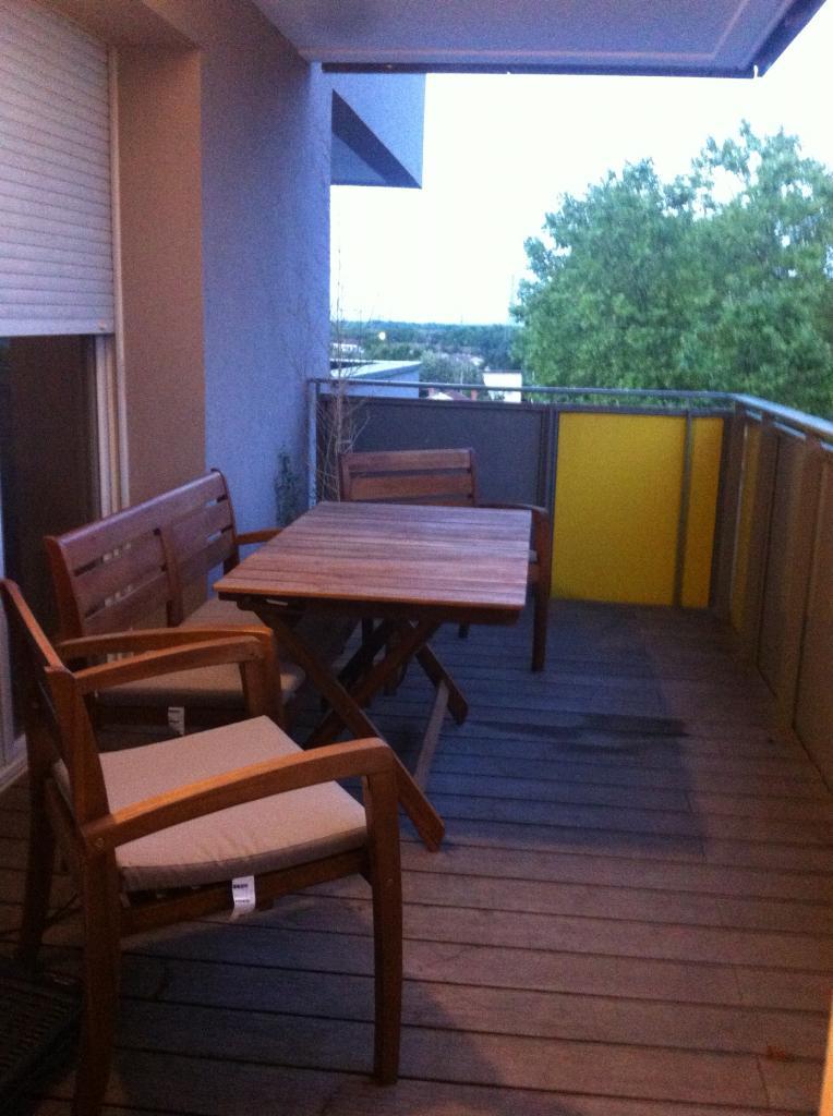 Appartement de 41m2 louer sur venissieux location for Location meuble lyon 2