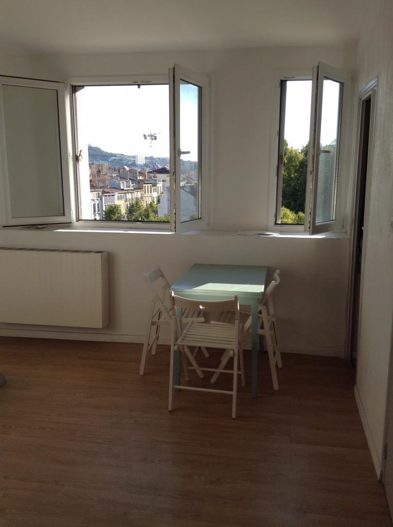 Location de studio meubl sans frais d 39 agence marseille for Location meuble marseille