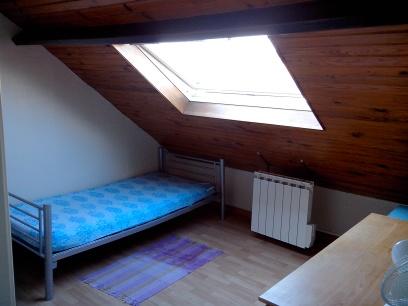 Location appartement entre particulier Lezennes, chambre de 24m²