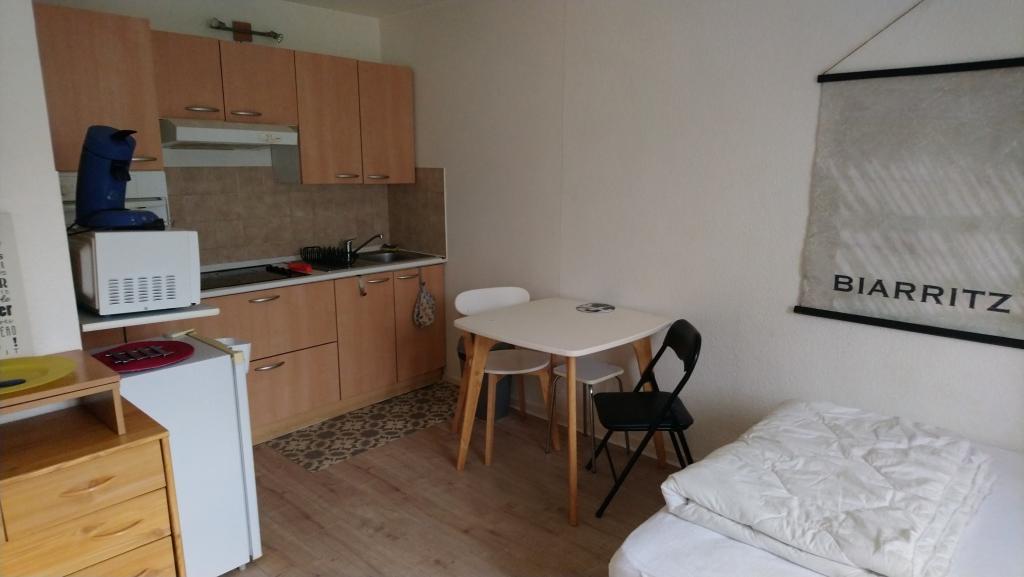 De particulier à particulier Arcangues, appartement studio de 22m²