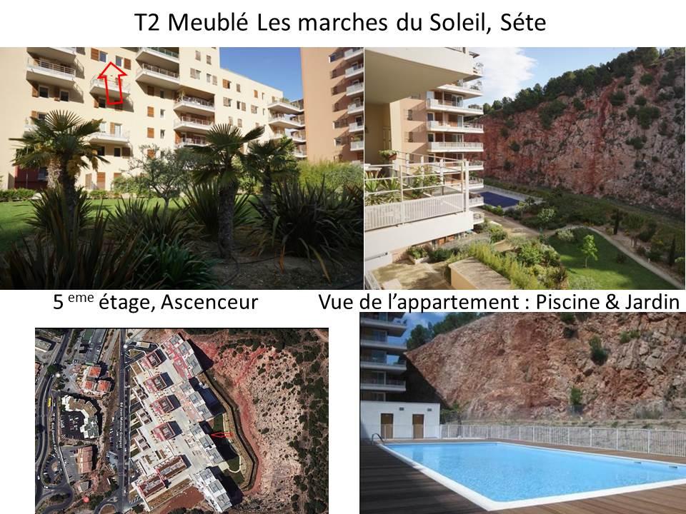 Location d 39 appartement t2 meubl sans frais d 39 agence for Garage solidaire montpellier