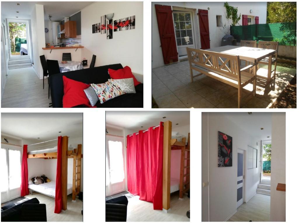 De particulier à particulier Arcangues, appartement studio, 31m²