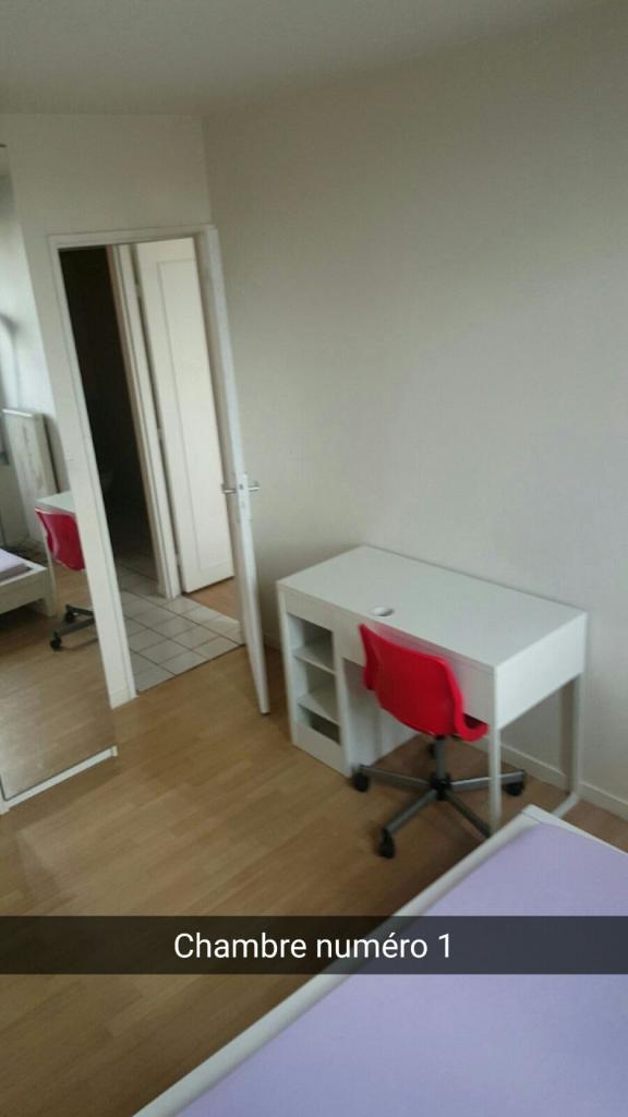 1 chambre disponible en colocation sur Asnieres sur Seine