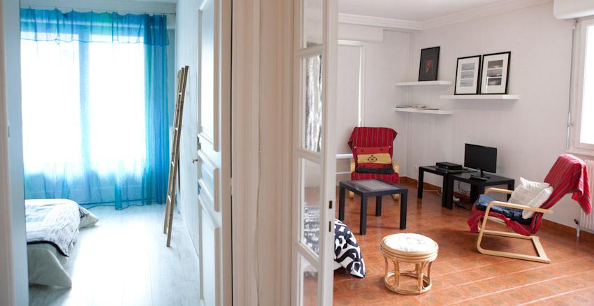 Location de particulier à particulier, appartement, de 57m² à Annecy-le-Vieux