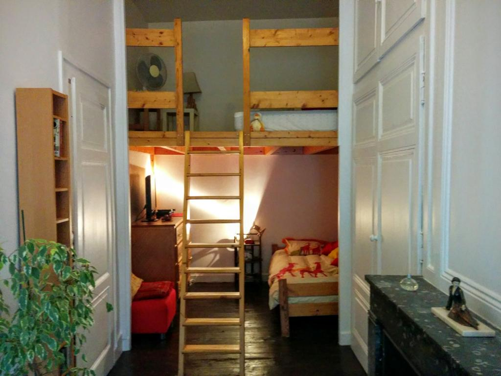 Location de particulier à particulier, chambre, de 18m² à Lyon 06