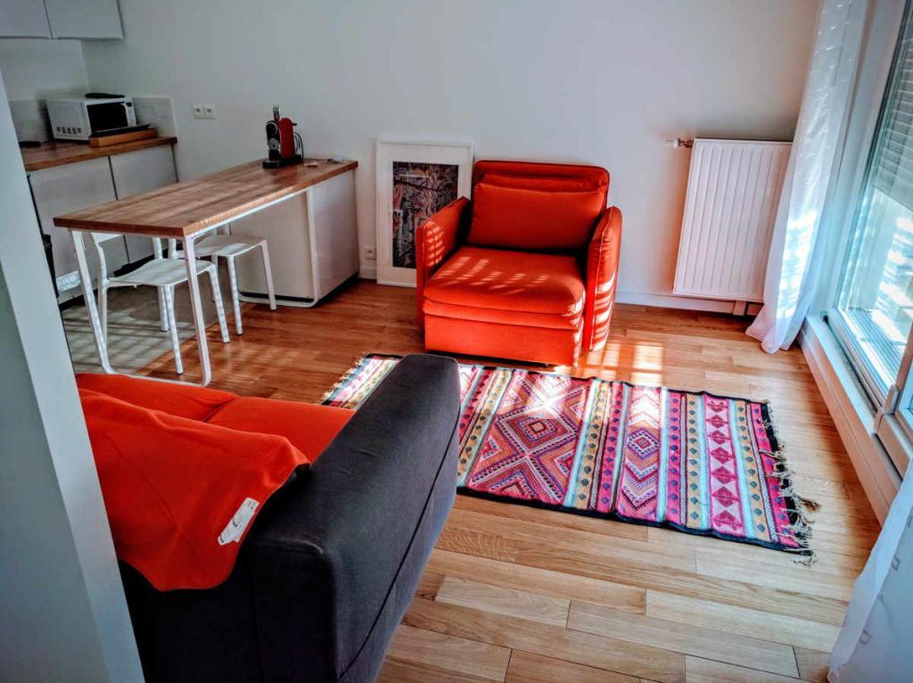 De particulier à particulier, appartement, de 40m² à Sceaux