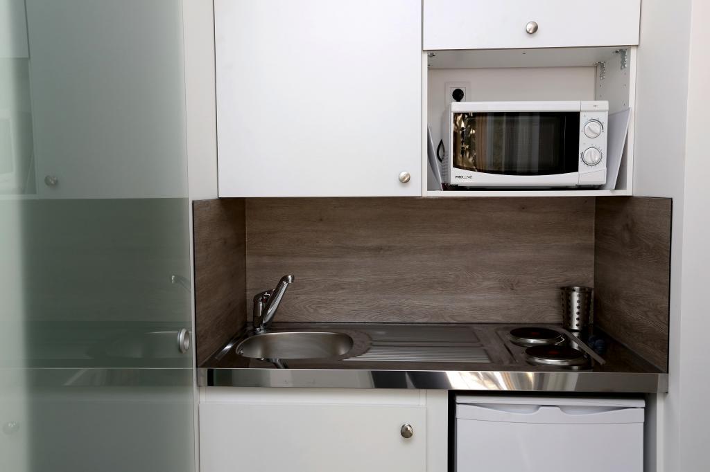 Location de studio meubl sans frais d 39 agence avignon for Location meuble avignon