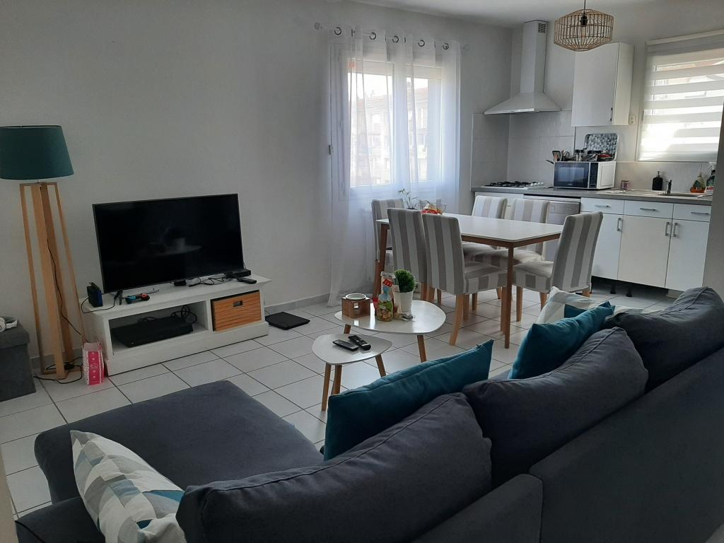 Location particulier à particulier, appartement à Charvieu-Chavagneux, 59m²