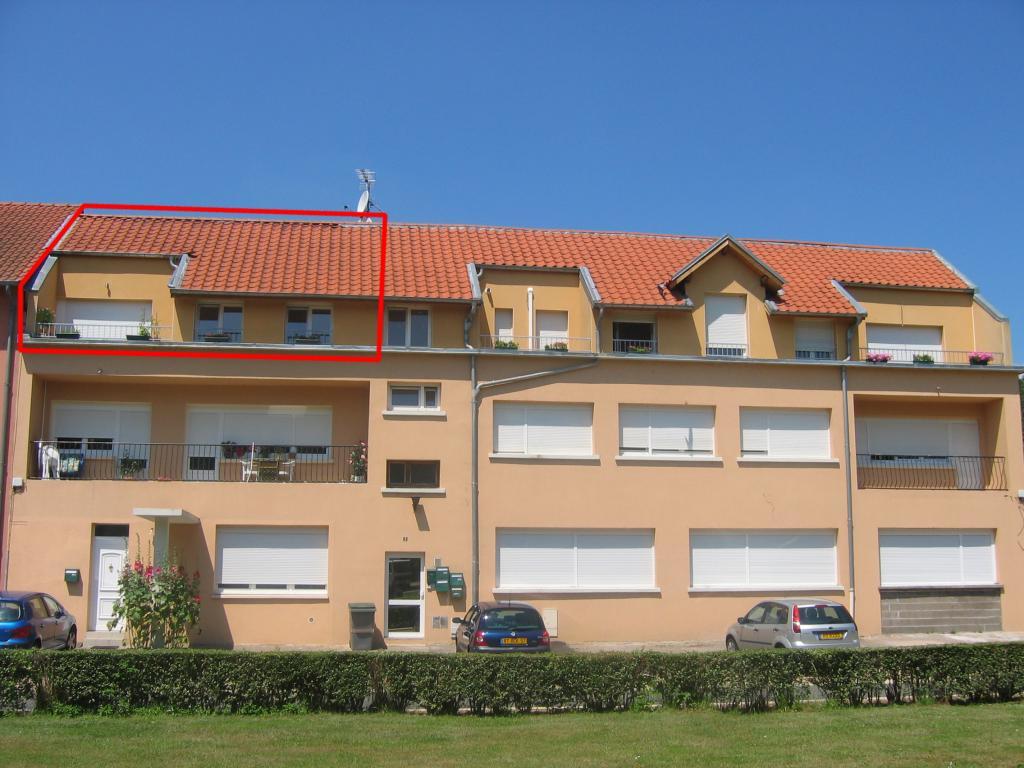 Location d 39 appartement t4 sans frais d 39 agence thionville for Location appartement sans frais agence