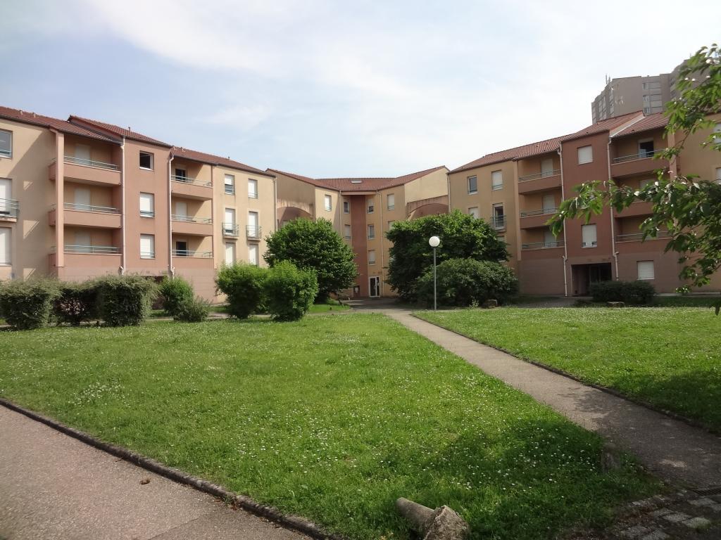 Location de particulier à particulier à Le Ban-Saint-Martin, appartement studio de 18m²