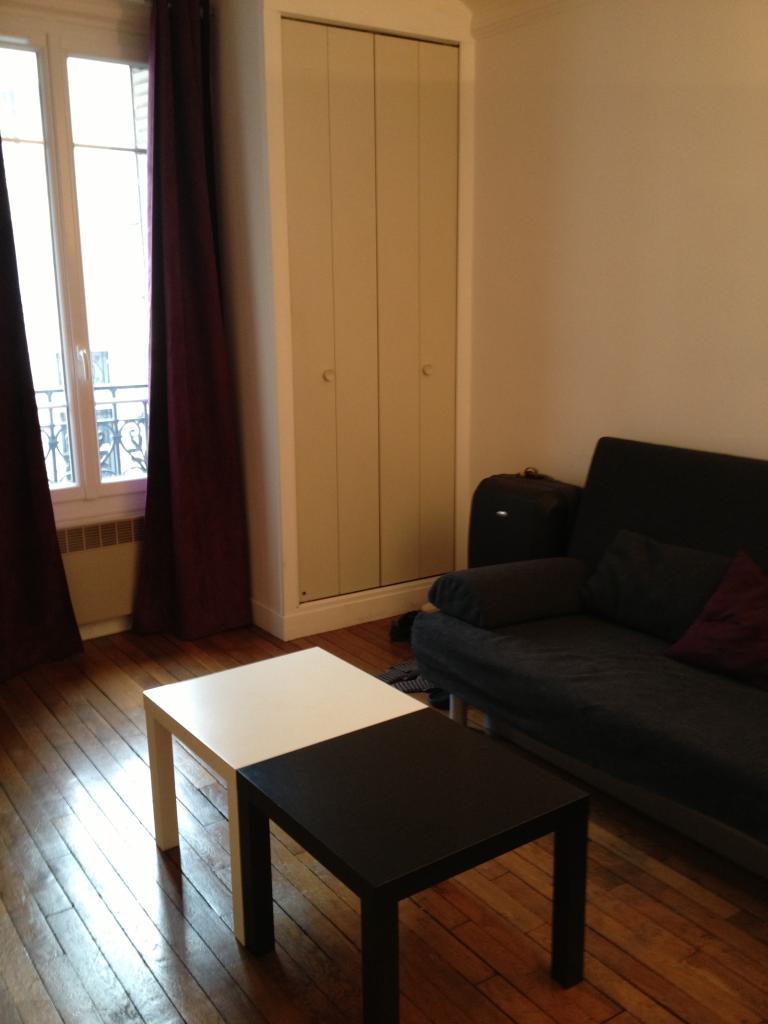Location particulier à particulier, studio, de 23m² à Issy-les-Moulineaux