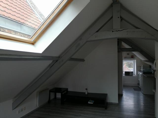 Location appartement T1 Arras - Photo 1