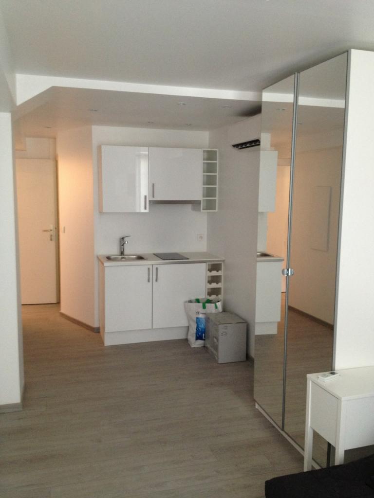 Location de studio meubl sans frais d 39 agence cannes 500 18 m - Location studio meuble cannes ...