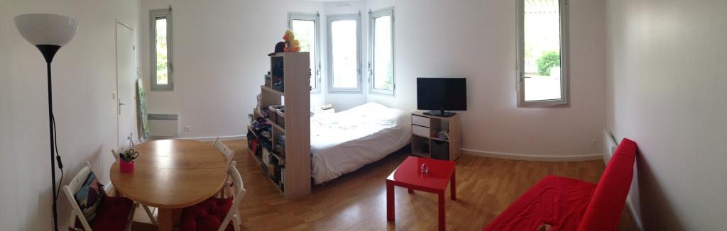 De particulier à particulier Issy-les-Moulineaux, appartement appartement, 36m²