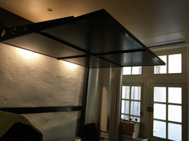 location de studio meubl entre particuliers bordeaux 390 18 m. Black Bedroom Furniture Sets. Home Design Ideas