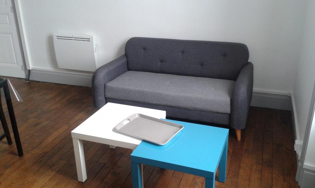 location d 39 appartement t1 meubl sans frais d 39 agence limoges 450 36 m. Black Bedroom Furniture Sets. Home Design Ideas