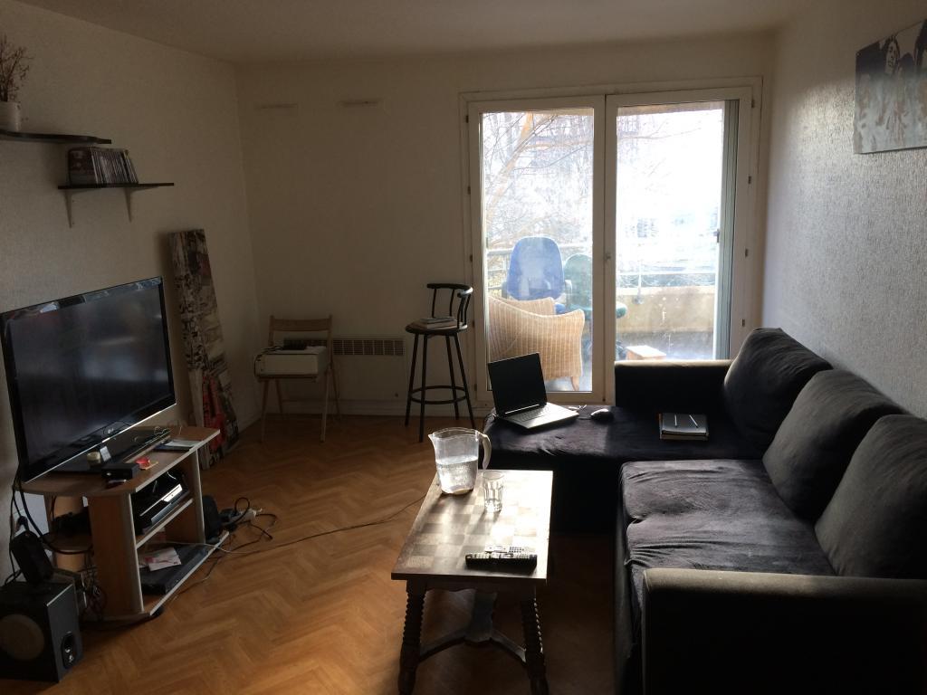 Location d 39 appartement t3 meubl sans frais d 39 agence - Appartement a louer meuble toulouse ...
