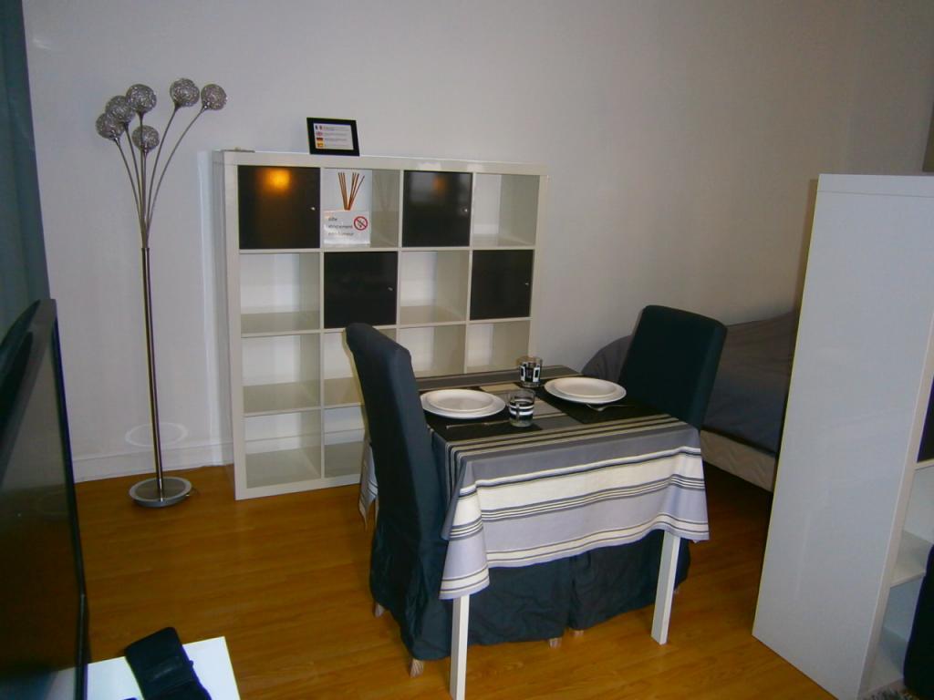 Location de studio meubl sans frais d 39 agence rouen for Location meuble rouen