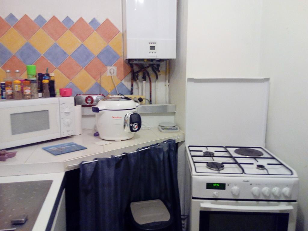 appartement de 27m2 louer sur limoges location. Black Bedroom Furniture Sets. Home Design Ideas